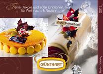 Günthart Weihnachtskatalog 2012