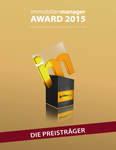 immobilienmanager Award-Gala 2015