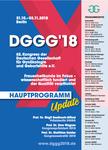 DGGG Hauptprogramm Update 2018